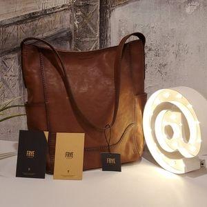 FRYE Leather Side Pocket HOBO (Sale)